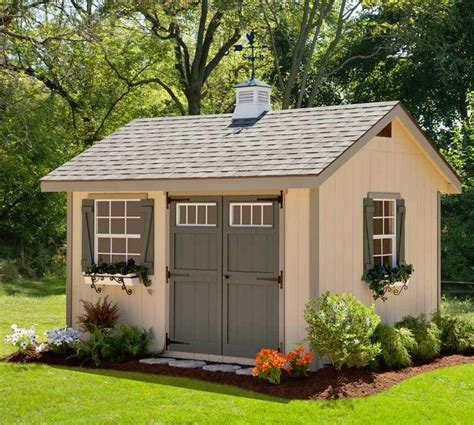 amish sheds amish ez fit heritage shed kit amish sheds shed