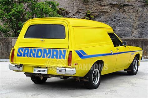 Sold: Holden HX Panel Van (Sandman look alike) Auctions