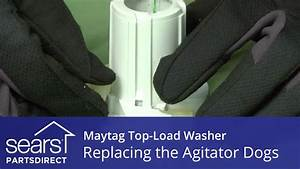 How to Replace the Agitator Dogs on a Maytag Vertical ...