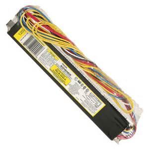 t12 ballast 40 watt standard electromagnetic ballast 2 4