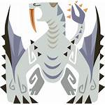 Hunter Monster Barioth Iceborne Icon Wiki Weapon