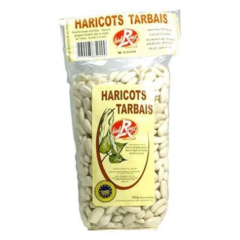 cuisiner des haricots rouges secs haricots tarbais label produit entre tarbes et pau