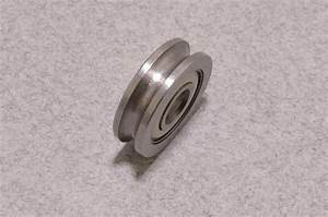 U-shaped Guide Wheel - Guide Bearing