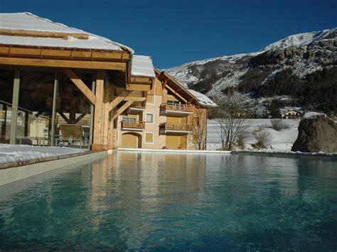 appartement chalet grand luxe piscine 233 t 233 hiver pied des pistes hautes alpes 1022274