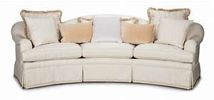 Ej victor for Curved sectional sofa amazon