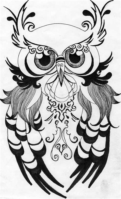 simple owl drawings black and white http www toysstoresonline category kissy kissy owl