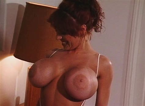 Redhead MILF With Huge Boobs Enjoy In Hard Sex By Hooters
