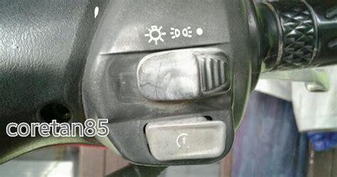 cara kerja elektrik starter pada sepeda motor coretan85