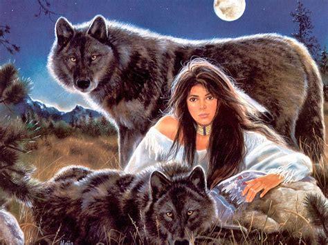 Wolves ~ Soul Mates For Life | BlueFeatherSpirit