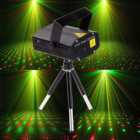 dj laser lights mini projector dj disco light stage r g laser tanga