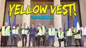 Gilets Jaunes Chanson : gilet jaune la musicale wtf ~ Medecine-chirurgie-esthetiques.com Avis de Voitures