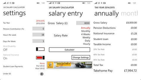 Hourly To Salary Chart Ofertasvuelo