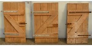 Alte Türen Gebraucht : stallt re holzt r holz t r kistendeckel bauernt r stall stilelement alte beschl ge in ~ Frokenaadalensverden.com Haus und Dekorationen