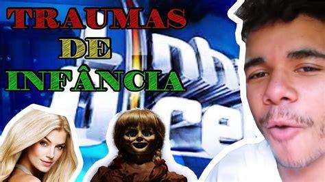 TRAUMAS DE INFÂNCIA - YouTube