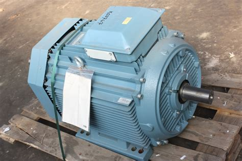 Abb Electric Motor by Abb 75kw 2013 Electric Motor Dijk Heavy Equipment