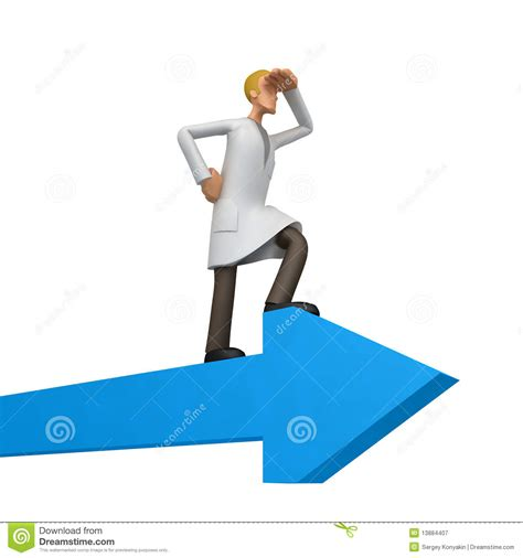 Promising future stock illustration. Illustration of ...