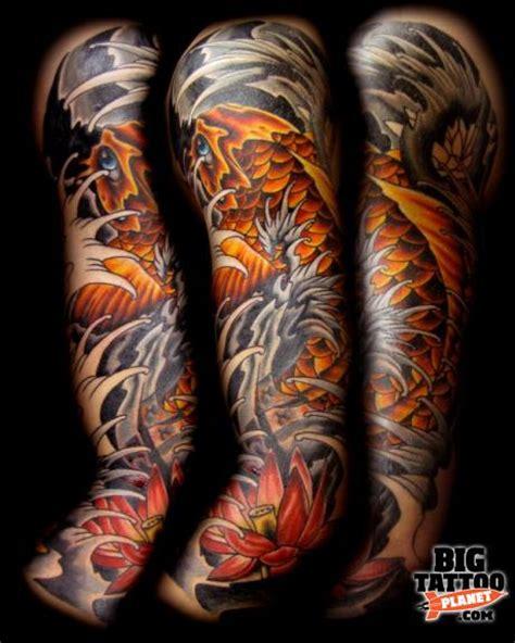 st tattoo neo traditional japanese tattoo big