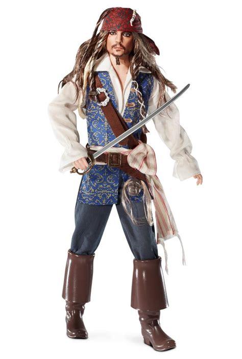 barbie ken em piratas  caribe design innova