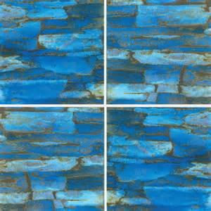 stone ledge 6x6 azurite