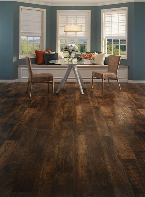 Tranquility Resilient Flooring Rustic Reclaimed Oak by This Resilient Flooring Is Reminiscent Of The