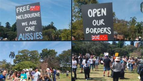 Australia's Draconian Lockdowns Spark Backlash -