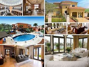 7, Modern, Arabic, Villa, Designs, That, Celebrate, Opulence