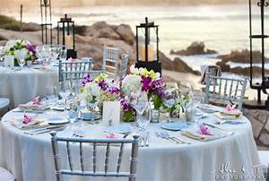 beach wedding table settings archives weddings romantique With beach decorations for wedding reception
