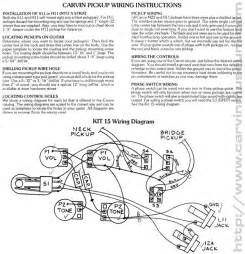 carvin pickups wiring diagrams on wiring schematic for dean vendetta guitar
