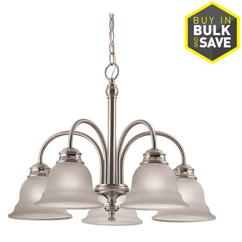 Shop Project Source Fallsbrook 5light Brushed Nickel. French Bee. Modern Carport. Gear Wall Clock. Lowes Home Improvement. Bedroom Decor Ideas. Armstrong Alterna. How Much Paint Do I Need. Mid Century Armchair