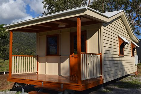 prefabricated modular homes by eco cottages sunshine coast