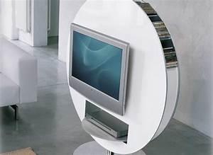Meuble Tv Original : meuble original design design en image ~ Teatrodelosmanantiales.com Idées de Décoration