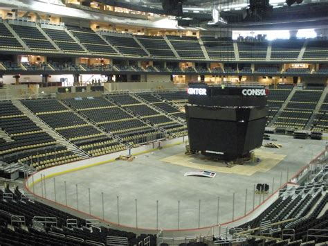Consol Energy Center Private Tour