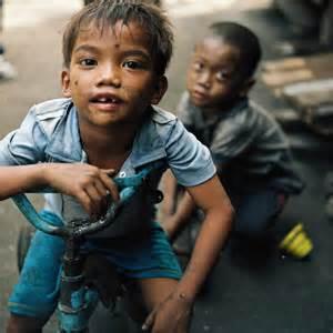 Philippine Poverty Children