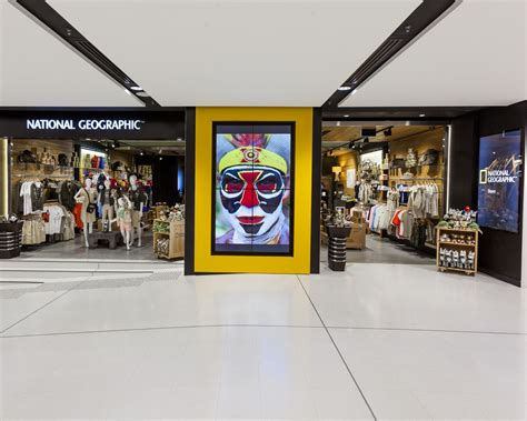 National Geographic Opens First Airport Store In Australia