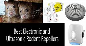 Rodent Chart Top 9 Electronic And Ultrasonic Mouse Repellents From