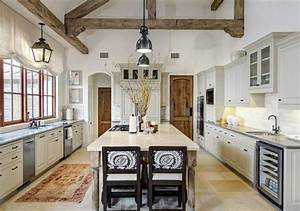 10 Rustic Kitchen Designs That Embody Country Life ...