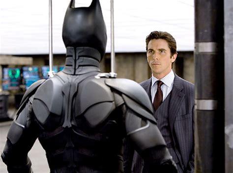 Christian Bale Dons The Batman Cape Again New York