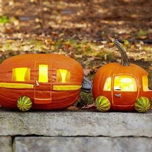 Cute, Pumpkin, Carving