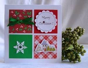 HANDMADE CHRISTMAS CARD IDEAS FIND LOTS OF FESTIVE EASY