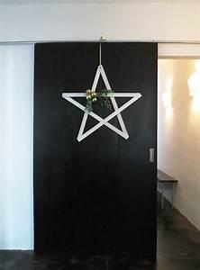 Diy, Christmas, Star, Door, Decor