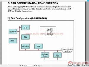 Ssangyong Korando C C200 2010 10 Workshop Manual