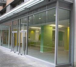 shop front glazing services  india