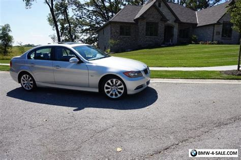 Bmw 335xi For Sale by 2007 Bmw 3 Series 335xi For Sale In United States