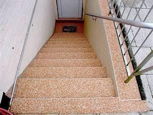 Fliesen Für Außen : treppe sanieren mit steinteppich treppenbelag von fachfirma abel ~ Frokenaadalensverden.com Haus und Dekorationen
