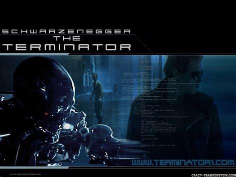 terminator  wallpaper wallpapersafari