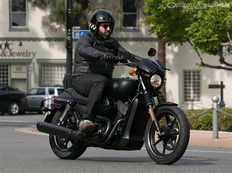 2014 Harley-davidson Street 750 First Ride