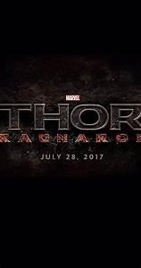 Thor Ragnarok 2017 IMDb