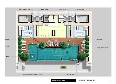 house plans with pool swimming pool designs plans design building plans