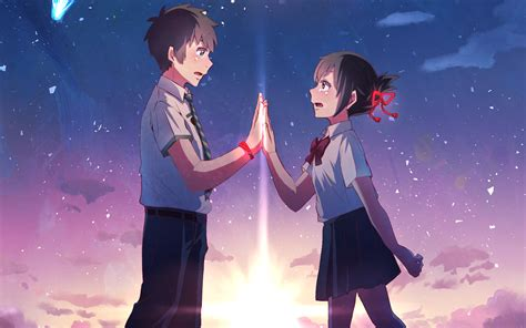 Your Name Anime Live Wallpaper - your name hd wallpaper background image 1920x1200