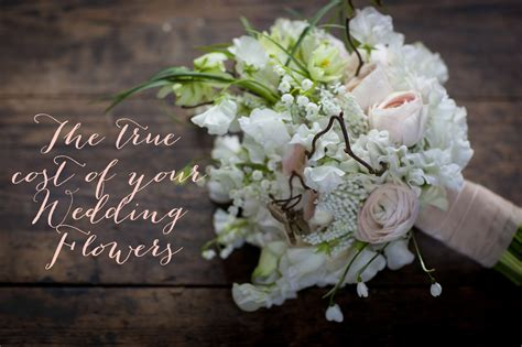 True Cost Of Wedding Flowers